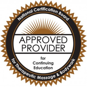 National Certification Board for Therapeutic Massage and Bodywork (NCTMB) Logo